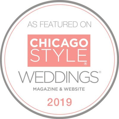 Naper Settlement Chapel as Featured on Chicago Style Weddings 2019