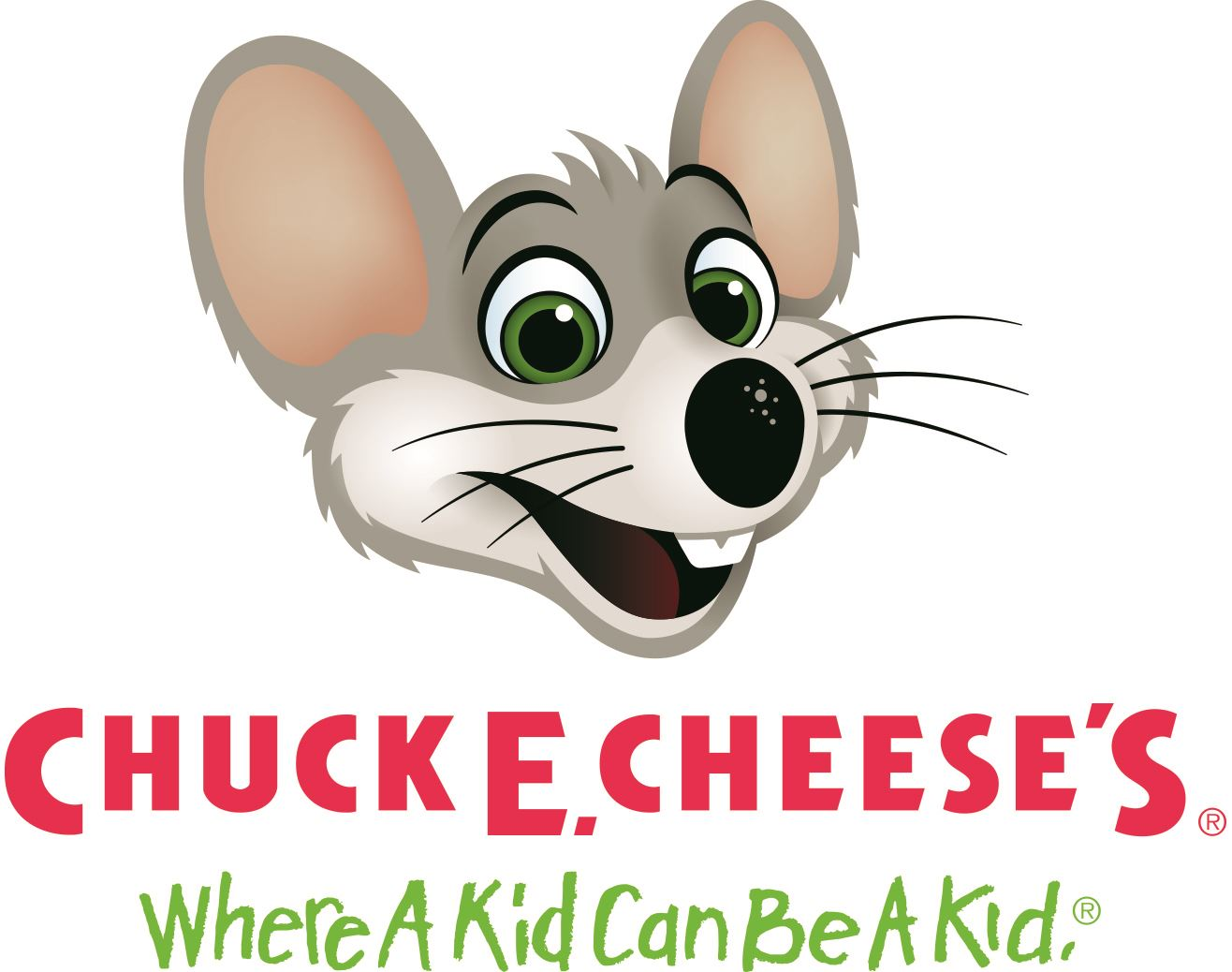 Chuck E Cheese logo Opens in new window