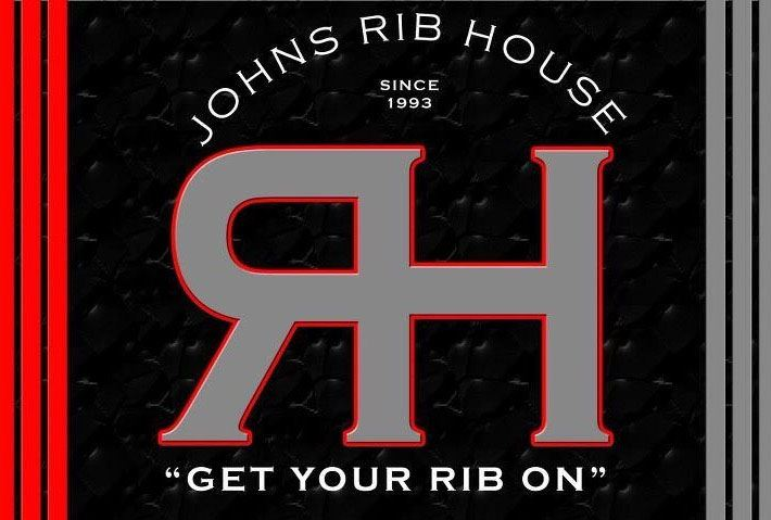 Johns Rib House logo Opens in new window