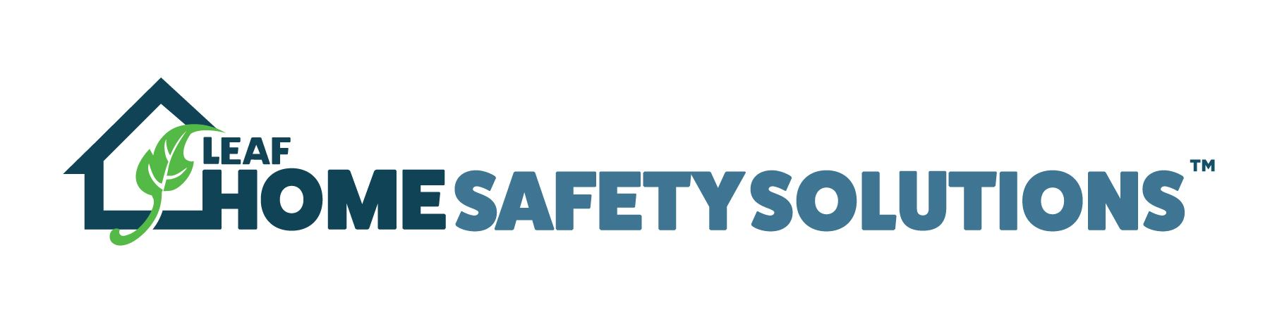 Leaf home Safety Solutions logo