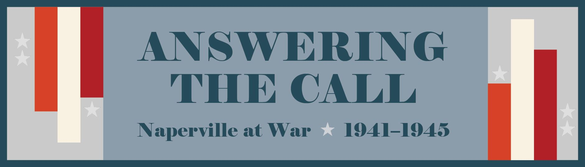 Answering the Call: Naperville at War