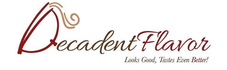 Decadent Flavors logo Opens in new window