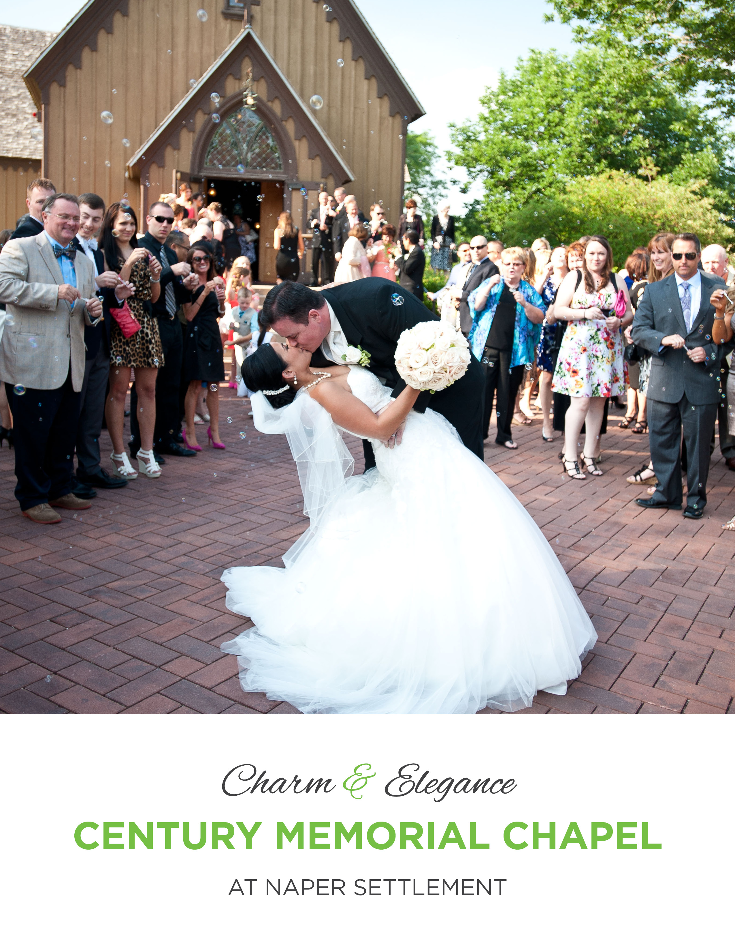 Wedding Rental Brochure