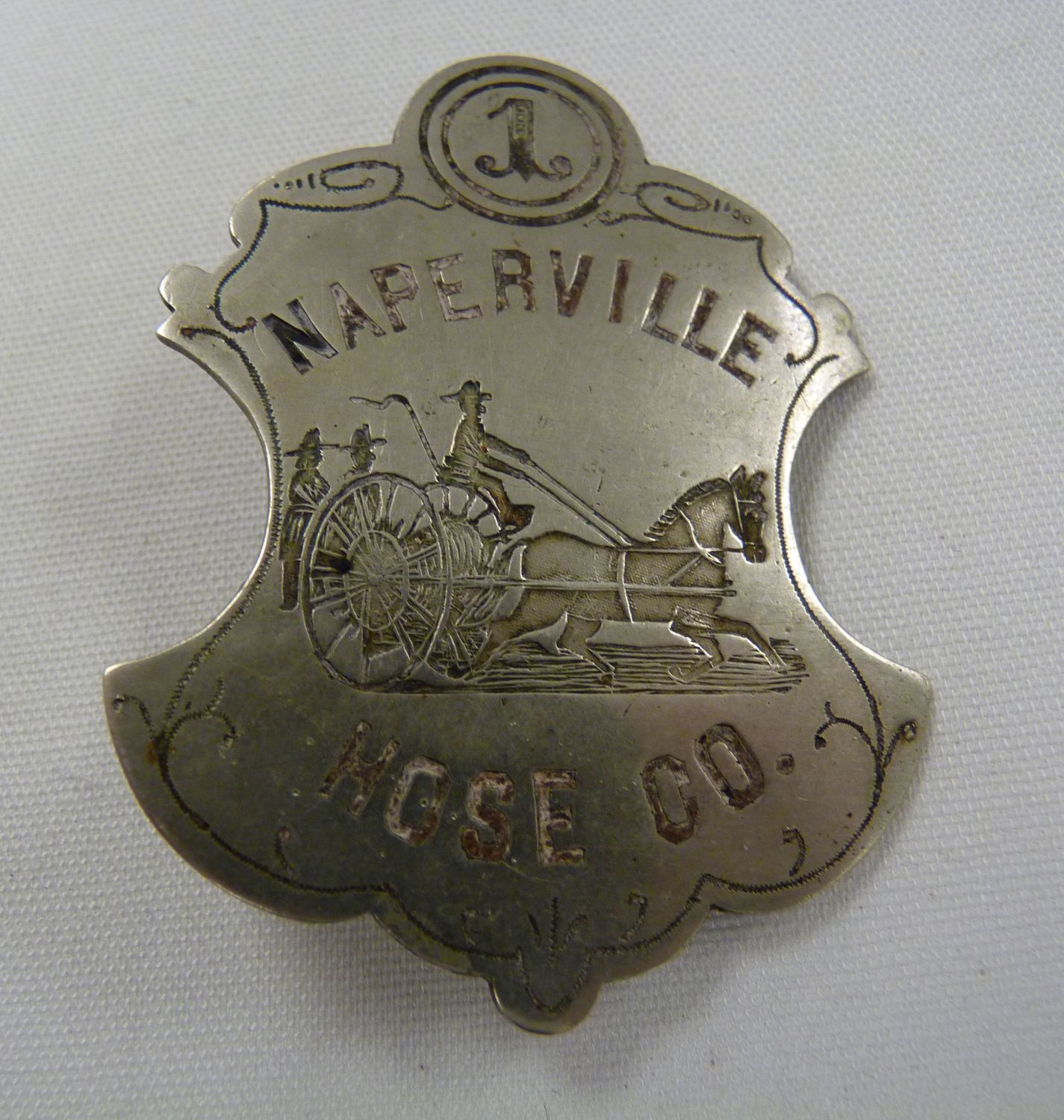 Naperville Hose Co badge