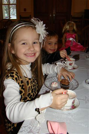 During This Two Hour Program Your Group Can Enjoy A Victorian Tea Party Complete With Sweet Treats Learn About Old Fashioned Manners Make Special Craft