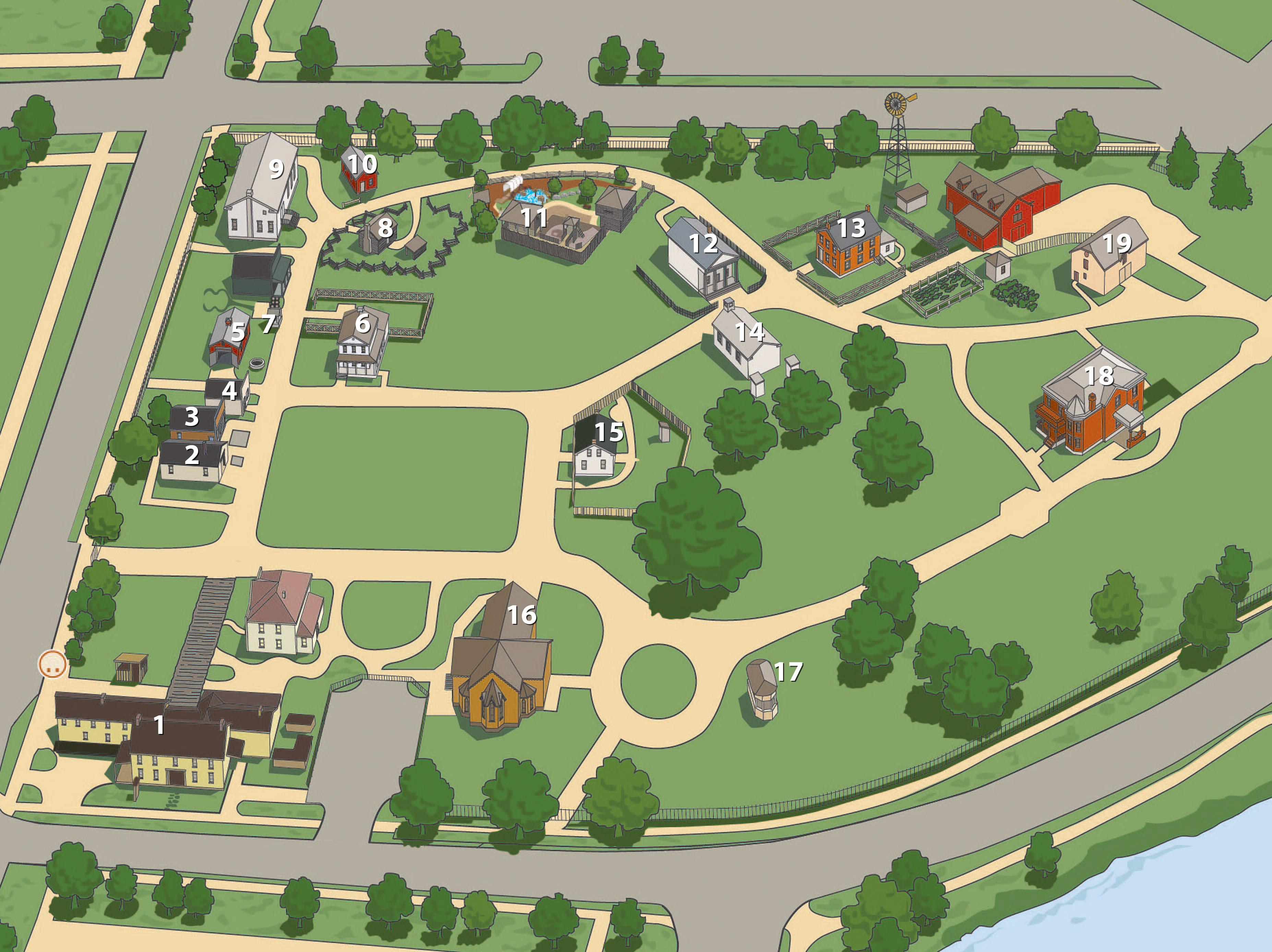 Naper Settlement Museum Official Website Tour The
