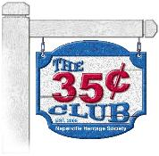 35 Cent Club logo