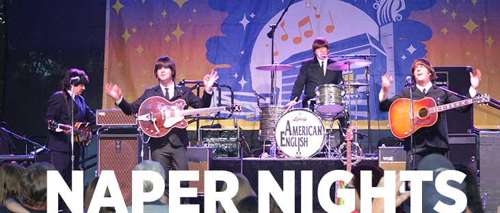 American English at Naper Nights