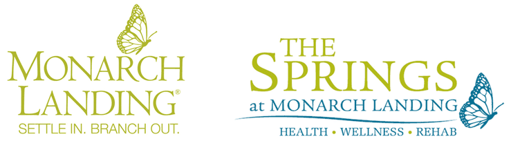 Monarch Landing Logo