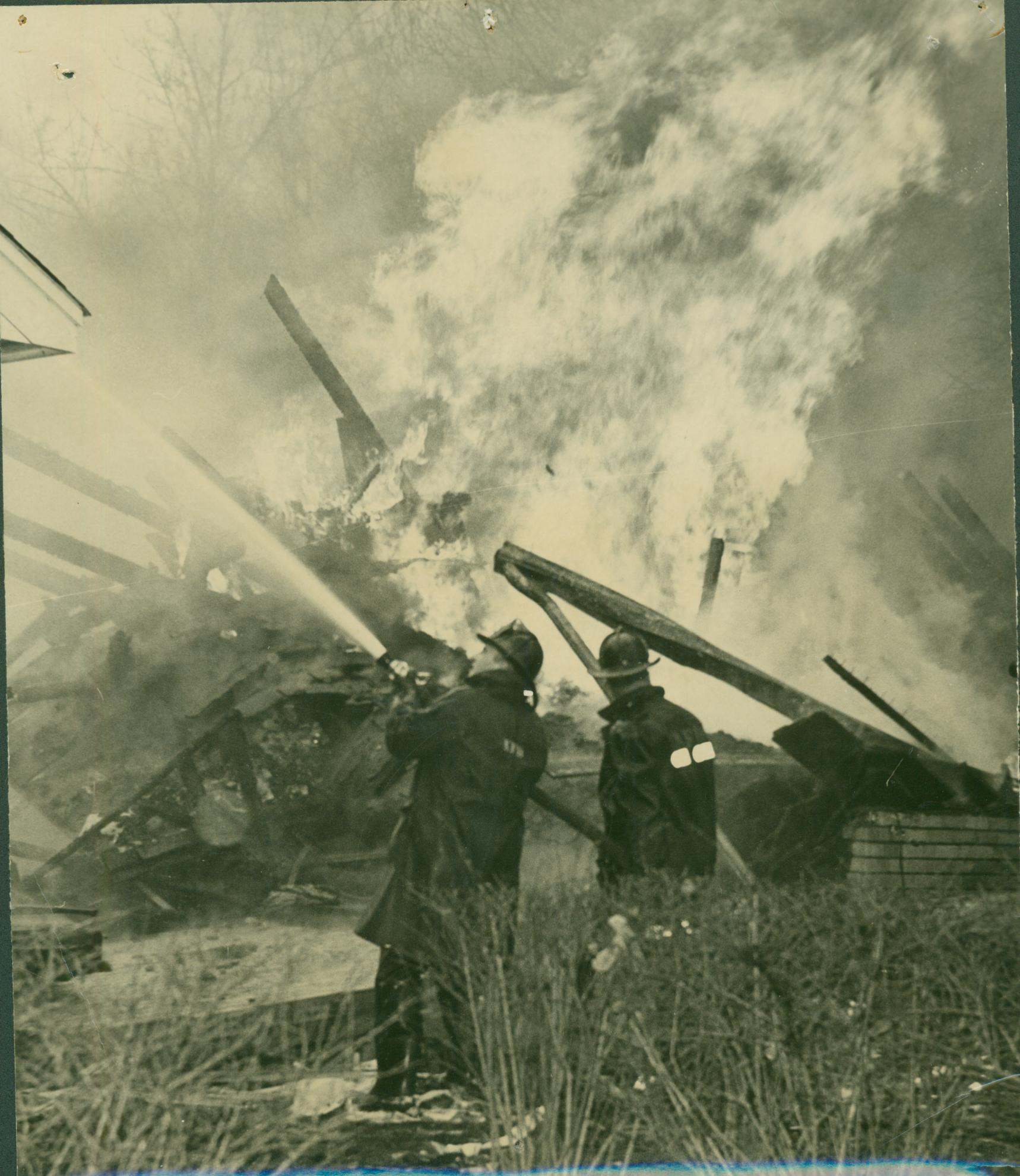 Unidentified Fire Photo