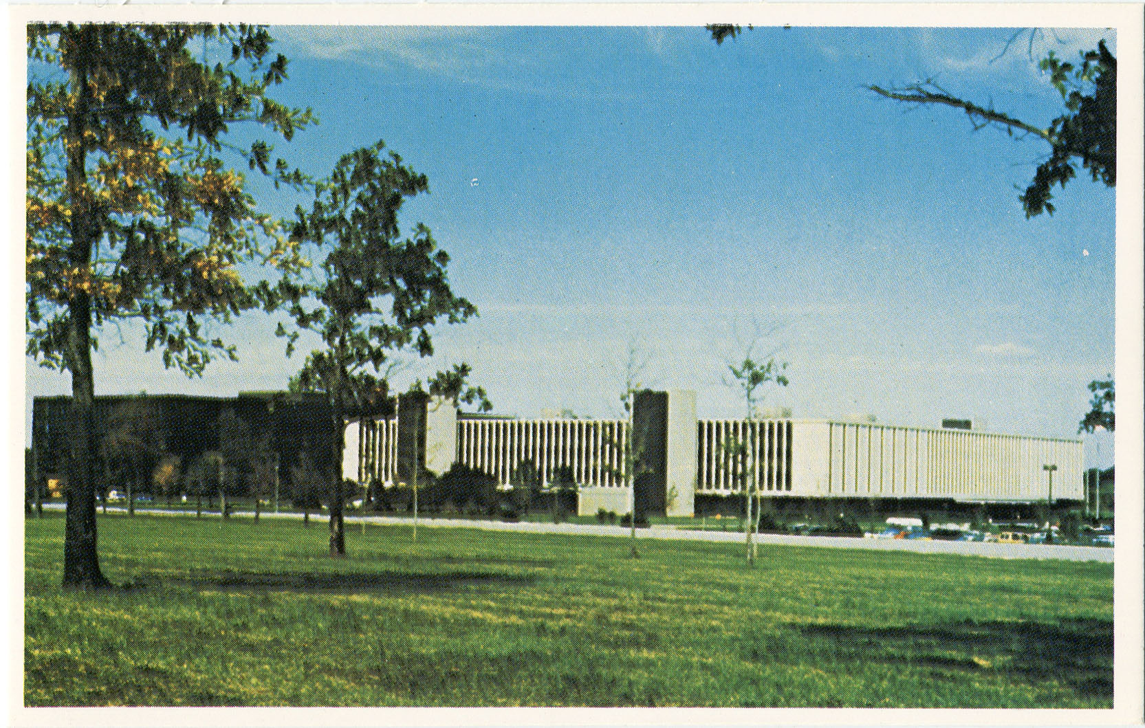 Bell Laboratories postcard