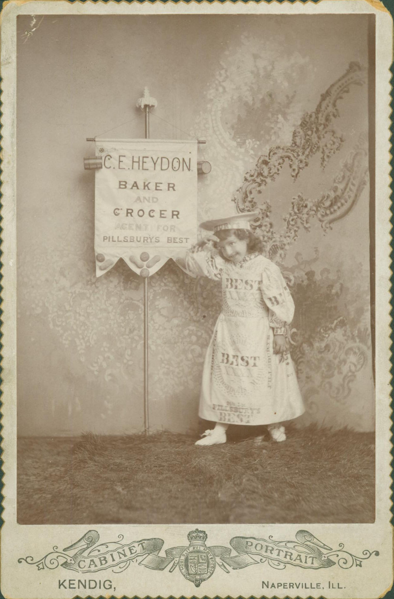 Heydon Cabinet Card