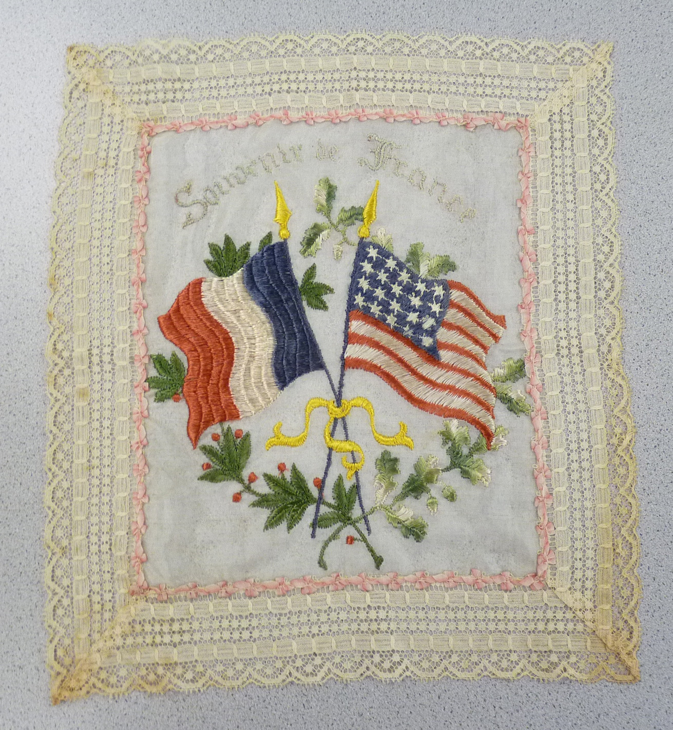 Souvenir Handkerchief