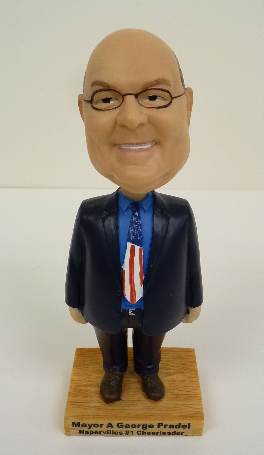 Mayor Pradel Bobblehead