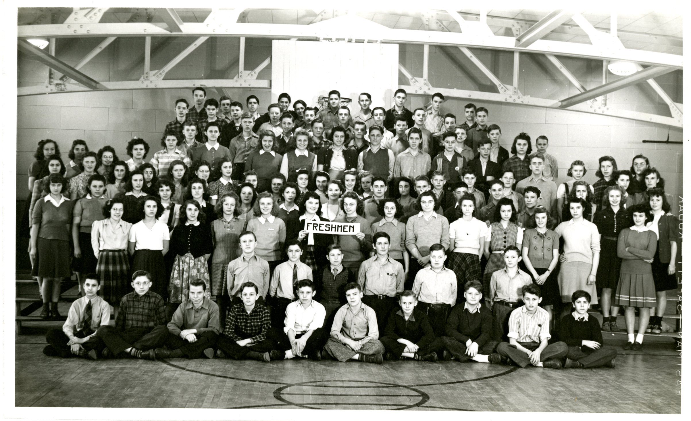 Naperville High School Freshman Class