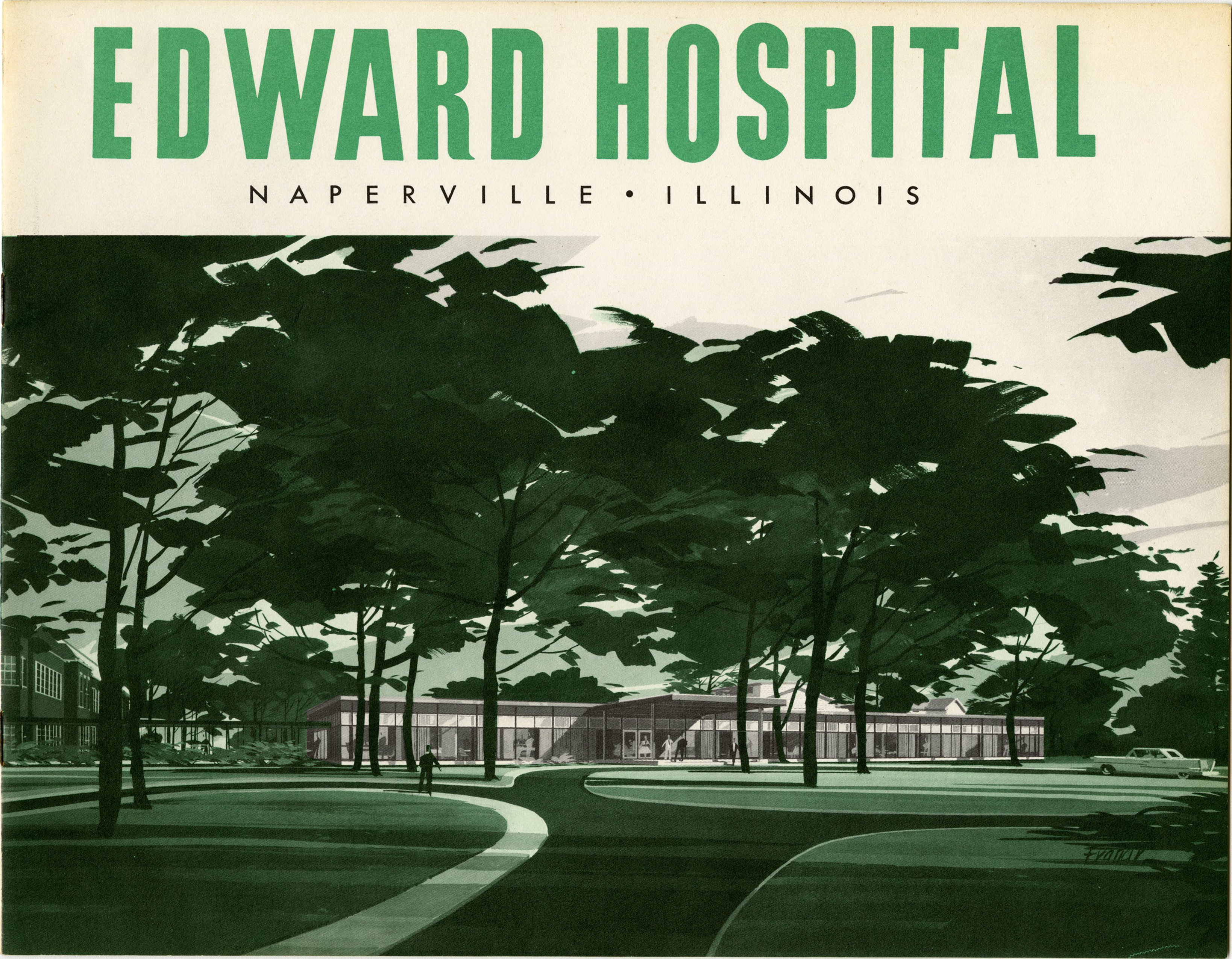 Edward Hospital Booklet