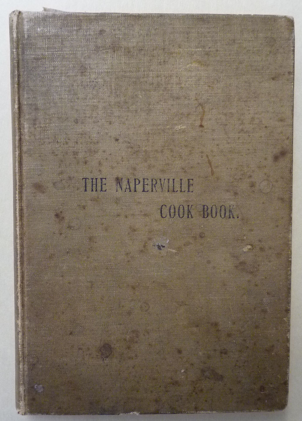 Naperville Cook Book